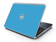 SKY BLUE Vinyl Lid Skin Cover Decal fits Dell Inspiron 15R N5010 Laptop