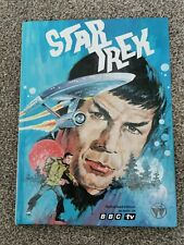 Vintage Star Trek Authorised BBC T.V Annual 1980