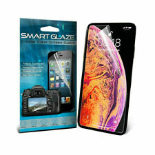 Pack of 10 Smart Glaze Anti-Fingerprint Screen Protector Compatible with iphone