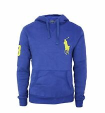 Polo Ralph Lauren New Mens Big Pony Hoodie Pullover Sweatshirt S M L XL XXL
