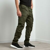 G STAR RAW - Pantalone Casual Uomo Cargo Rovic Zip 3D Tapered Cargo Pant 2020