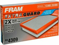 FRAM Extra Guard Air Filter CA 4309 for Infiniti Nissan Saab Subaru Vehicles NIB