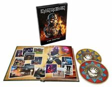 Iron Maiden - Book Of Souls, The - Live Chapter (Deluxe Hardcase Book Ed.) 2CD -