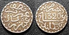 Maroc -  Abd al-Aziz - 1/20 Rial (1/2 Dirham) AH 1320 - 1902 - Y#18.1