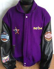 Jeff Hamilton Jacket Vintage Wool B NBA All Star 04 LA Limited Edition 3X RARE