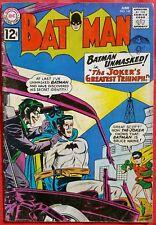 Batman 148 DC Silver Age 1962 Joker appearance