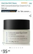 Dhc Extra Concentrated Eye Cream Moisturizer 2Pack Set.