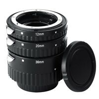 Meike Auto Focus Macro Extension Tube Set Ring N-AF1-B for Nikon D7100 D800
