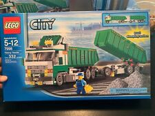 Lego Town City Construction Set 7998 Heavy Hauler New Complete Sealed!