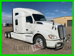 2017 Kenworth T680  REPAIRABLE  # 4138  H  CO