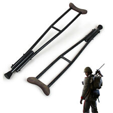 Medical Soldier Prop Cosplay Replica Walking Stick Battlefield 1 2PCS