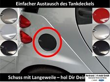 Smart Fortwo 451 Tankdeckel in Silber -Original & NEU-