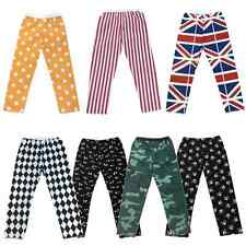 GIRLS BOYS Play Dance COSTUME Trousers Polka Dot / Pirate / Stripes Fancy Dress
