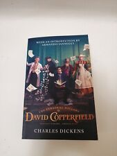 The Personal History of David Copperfield C.Dickens signed by Armando Iannucci