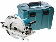 Makita 5903RK 240v 235mm 9in 1550w circular saw in case 3 year warranty
