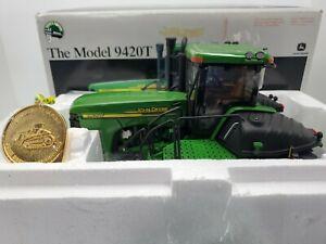 JOHN DEERE 9420T TRACTOR Precision #2 NIB 1/32 Ertl 2002 Old
