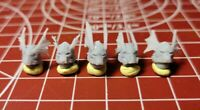 Warhammer 40K Night Lords - Primaris Helmets MK10 (x20) -