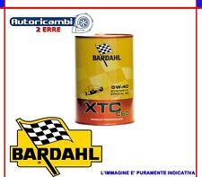 OLIO MOTORE AUTO BARDAHL XTC C60 5W-40 BASSA TEMPERATURA SENZA DPF-FAP 334040
