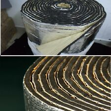 237mil Car Sound Proofing Deadening Heat Shield Insulation Noise Material Mat