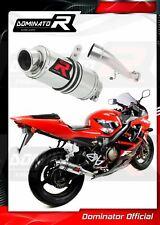 Escape silenciador exhaust DOMINATOR GP I CBR 600 F4i SPORT 01-06 + DB KILLER