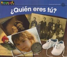 Newmark Learning Spanish: Quien eres tu? Level G Social Studies (set of 6)