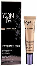 Yonka Age Exception Cellular Code Serum Eye Lips Contours Hyaluronic 0.5 OZ 15ML