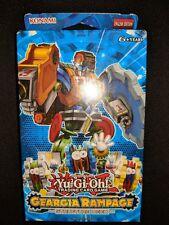 YUGIOH Gear Gigant X SDGR-EN035 1st edition Near-Mint NM