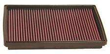 K&N Hi-Flow Performance Air Filter 33-2214 fits Ssangyong Musso 2.3,2.9 TD,3.2