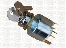 Triumph ignition switch suits T140, T160 Bonneville