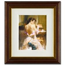 "Pino ""Ballgown"" (1939-2010)  Limited Edition Canvas Framed Dressing Table  COA"