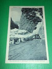Cartolina Militaria - Mezzi Militari - Vettura Fiat 1930 ca