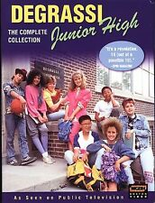 Degrassi Junior High - The Complete Collection