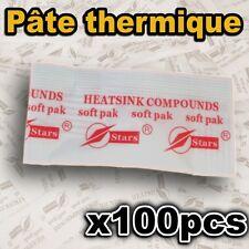 1522/100# Pâte thermique en sachet 100pcs
