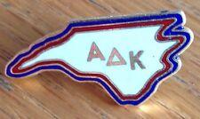 Alpha Beta Kappa Fraternity Pin Badge Rare College School Original (D2)