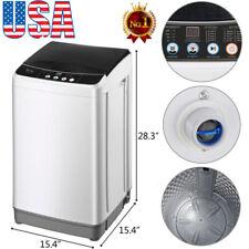 ZOKOP Mini Full-Automatic Washing Machine Portable Compact Laundry Washer Spin