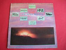 FIRE IN HARMONY - UK LP - PLAYS EX. PENDRGAON, SOLSTICE,HAZE, LIASON,QUASAR