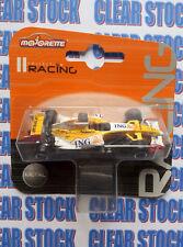 MAJORETTE RACING RENAULT F1 DIECAST MODEL CAR 1/64 BRAND NEW rare