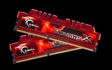 G.skill DDR3-1333 8GB(2x4GB) Dual Channel [RipjawsX]Desktop F3-10666CL9D-8GBXL