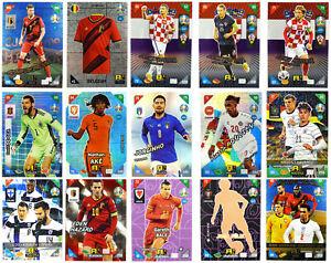 PANINI ADRENALYN XL UEFA EURO 2020/2021 KICK OFF RARE PLATINUM all cards 1-405