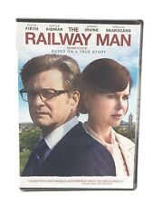 The Railway Man (Based on a True Story) on DVD