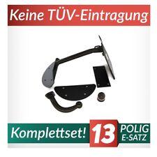 Opel Corsa B 3/5-Tür Schrägheck 93-00 Kpl. Anhängerkupplung starr+E-Satz 13p