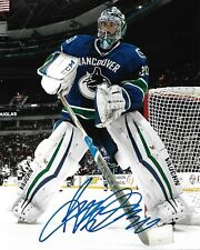 Ryan Miller Signed 8×10 Photo Vancouver Canucks Autographed COA F