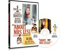 About Mrs. Leslie (1954) Drama, Romance Dvd