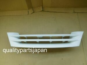 NISSAN PULSAR LUCINO N15 FRONT GRILL JDM OP WHITE GENUINE