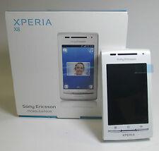 Sony Ericsson XPERIA X8 E15i White - Android - WLAN - Smartphone