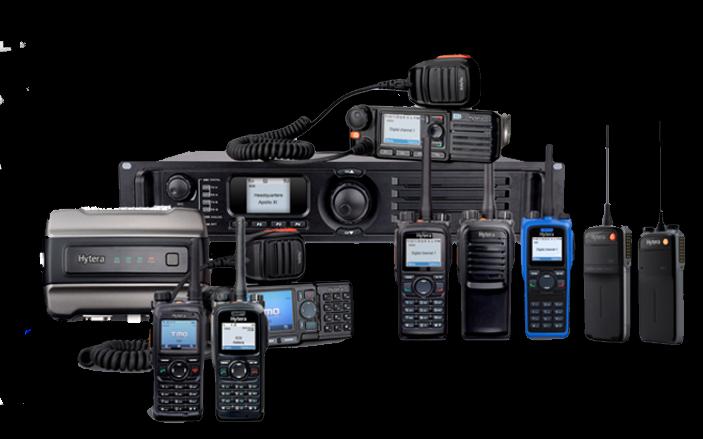 Radios and Communications Equipment