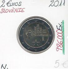 2 Euros - SLOVENIE - 2011 // Qualité: Neuve - (986 000 Ex)