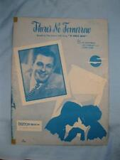 Theres No Tomorrow Sheet Music Vintage 1949 Tony Martin O Sole Mio A Hoffman (O)