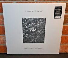 DREW MCDOWALL (COIL) - Unnatural Channel, Ltd BLACK VINYL LP + Download NEW!