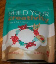 Wendy's Build Your Creativity Smart Links with Scorpion Charm Bracelet Toy NIP